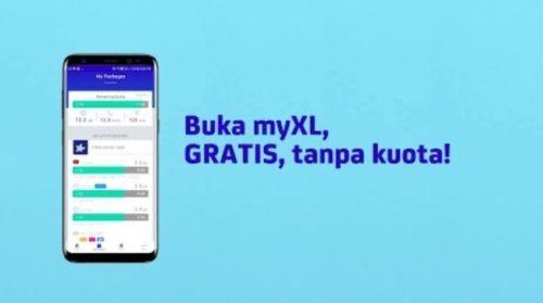 Cara Cek Nomor, Pulsa dan Kuota XL via Aplikasi MyXL