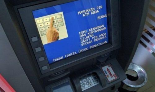 Cara Cek Saldo BRI Melalui Mesin ATM