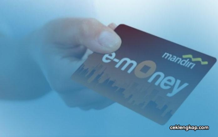 Cara Cek Saldo E-Money