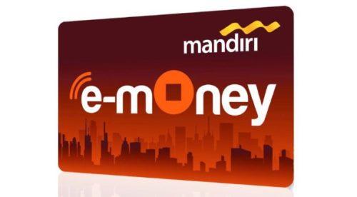 Cara Cek Saldo E-Money Mandiri