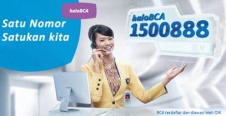 Cara Cek Tagihan Kartu Kredit BCA dengan Halo BCA