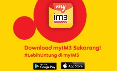 Cek Nomor, Pulsa dan Kuota Indosat Melalui Aplikasi MyIM3
