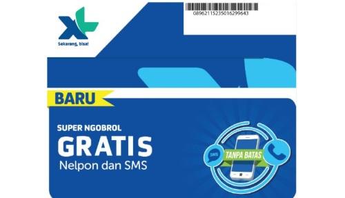 Cara Registrasi Kartu XL