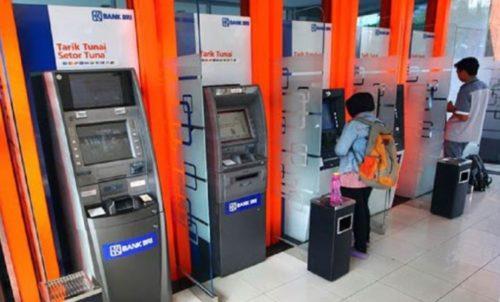 Cek Saldo Brizzi Menggunakan Mesin ATM