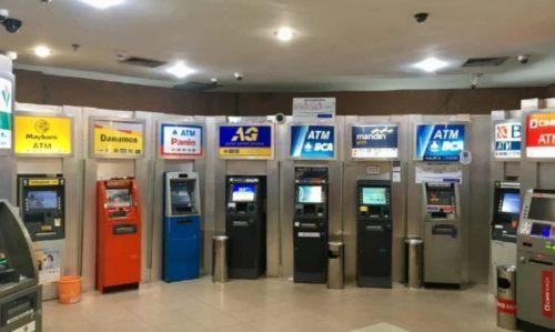 Cek Tagihan Air PDAM Melalui Mesin ATM