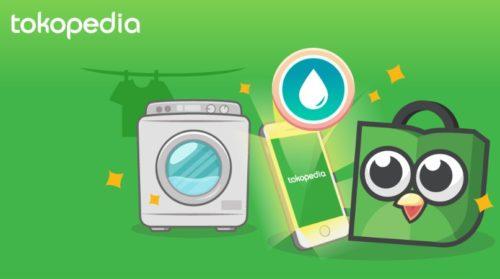 Cek Tagihan Air PDAM Melalui Tokopedia
