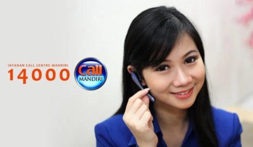 Cek Tagihan Kartu Kredit Mandiri Melalui Call Center