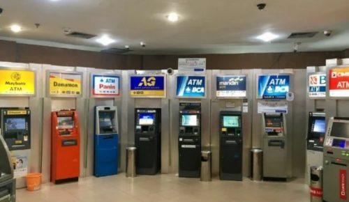 Cek Tagihan Kartu Kredit Mandiri Melalui Mesin ATM